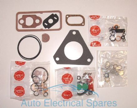 Diesel Fuel Injection Pump GASKET SEAL REPAIR KIT